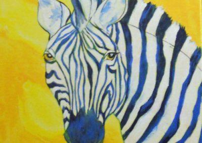 Zebra Dreams by Arline Christ