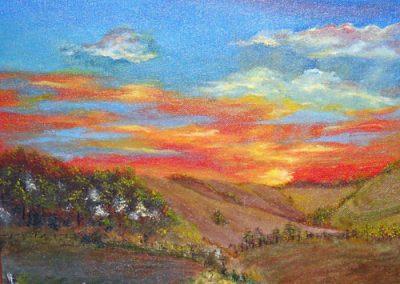 Sunset by Deborah Savitske