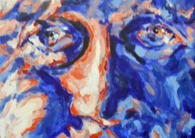Close Up by John Gwinn