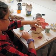 Kids Pottery