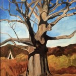 Sacred Oak by Joni Peters