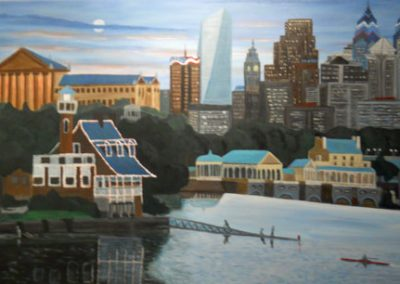 Philly by Sandy Alves