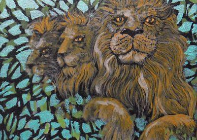 Simbas by Arline Christ