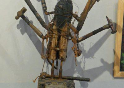 Hammer Man by Bob Hakun