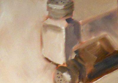 Salt and Pepper by Merrill Weber