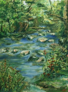 An Afternoon on the Brandywine by Alita Abruzzese