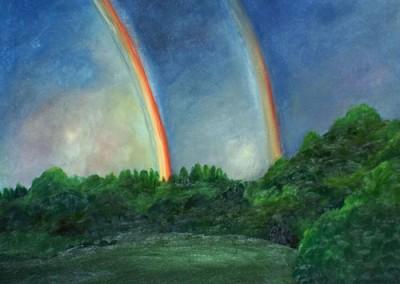 Rainbow 2 by Joni Peters