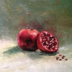 Pomegrante by Liz Griesser