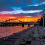 Allegheny River Sunrise By Brad Weghorst