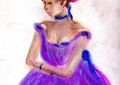 Ballerina-11x14
