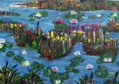 Lilly Park by Sandy Alves