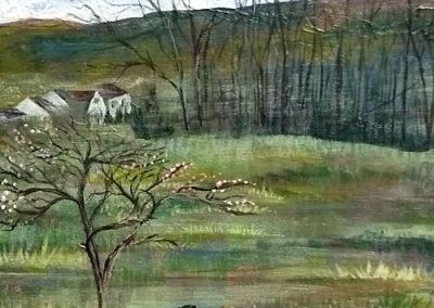 Douglassville Dogs by Joan Shaw