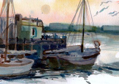 Delaware River Boats