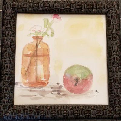 ploppert amber bottle
